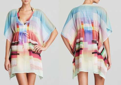 echo-prism-stripe-swim-cover-up-caftan